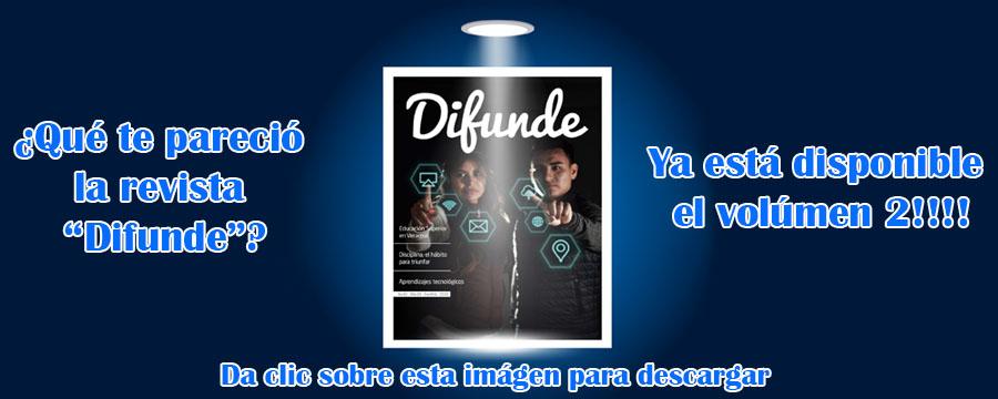 "Revista ""Difunde"""
