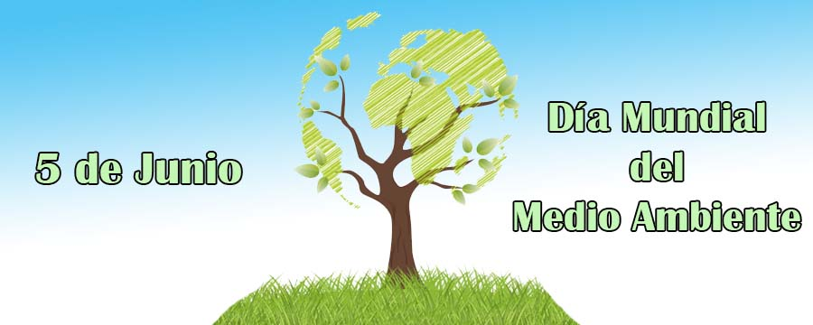 Día Munidial del Medio Ambiente