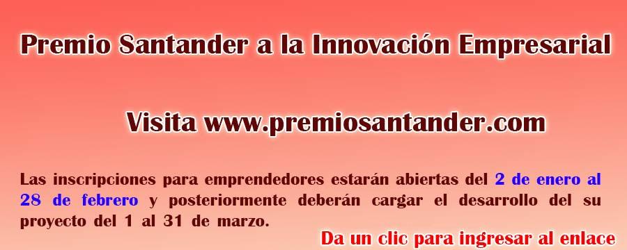 Premio santander